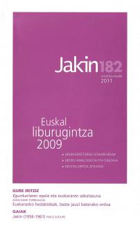 Jakin 182.  2011