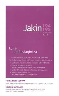 Jakin 194/195.  2013