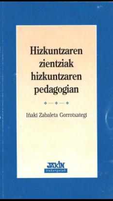 Hizkuntzaren zientziak hizkuntzaren pedagogian
