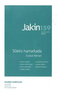 Jakin 159.  2007