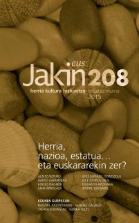 Jakin 208.  2015
