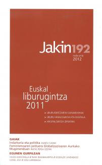 Jakin 192.  2012