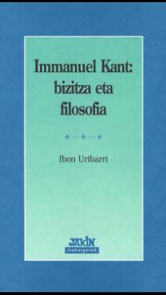 Immanuel Kant: bizitza eta filosofia