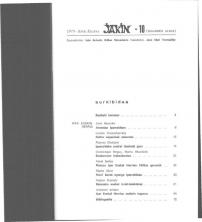 Jakin 10.  1979
