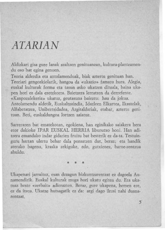 Atarian