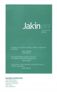 Jakin 197.  2013