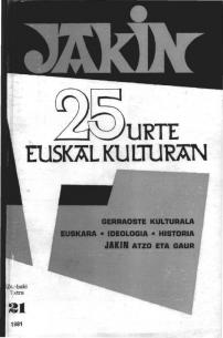 Jakin 21.  1981