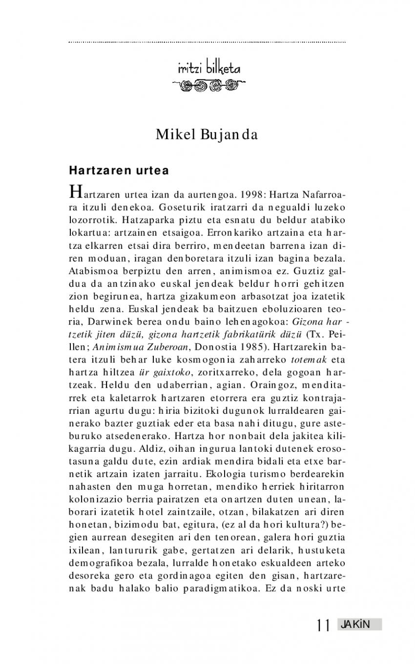 Euskal kultura 1998