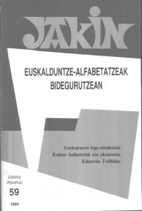 Jakin 59.  1990