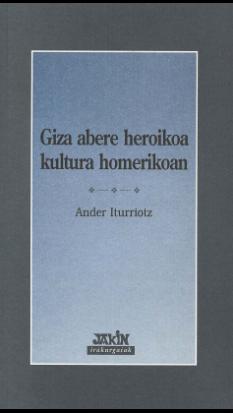 Giza abere heroikoa kultura homerikoan