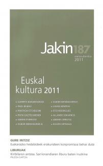 Jakin 187.  2011