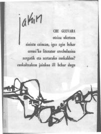 Jakin 27/28.  1967