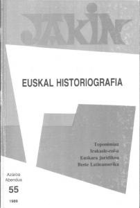 Jakin 55.  1989