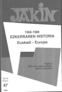 Jakin 47.  1988