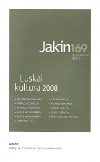 Jakin 169.  2008