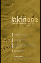 Jakin 202. zenbakia. 2014