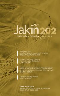 Jakin 202.  2014