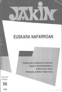 Jakin 56.  1990