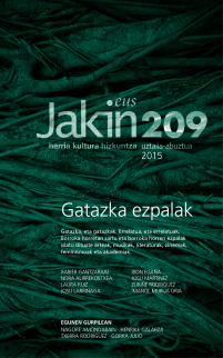 Jakin 209.  2015