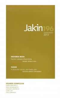 Jakin 196.  2013