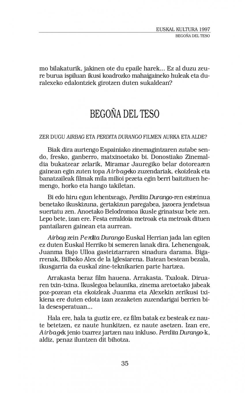 Euskal kultura 1997