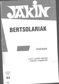 Jakin 44.  1987