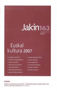 Jakin 163.  2007