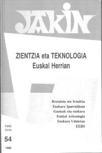 Jakin 54.  1989