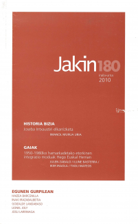 Jakin 180.  2010