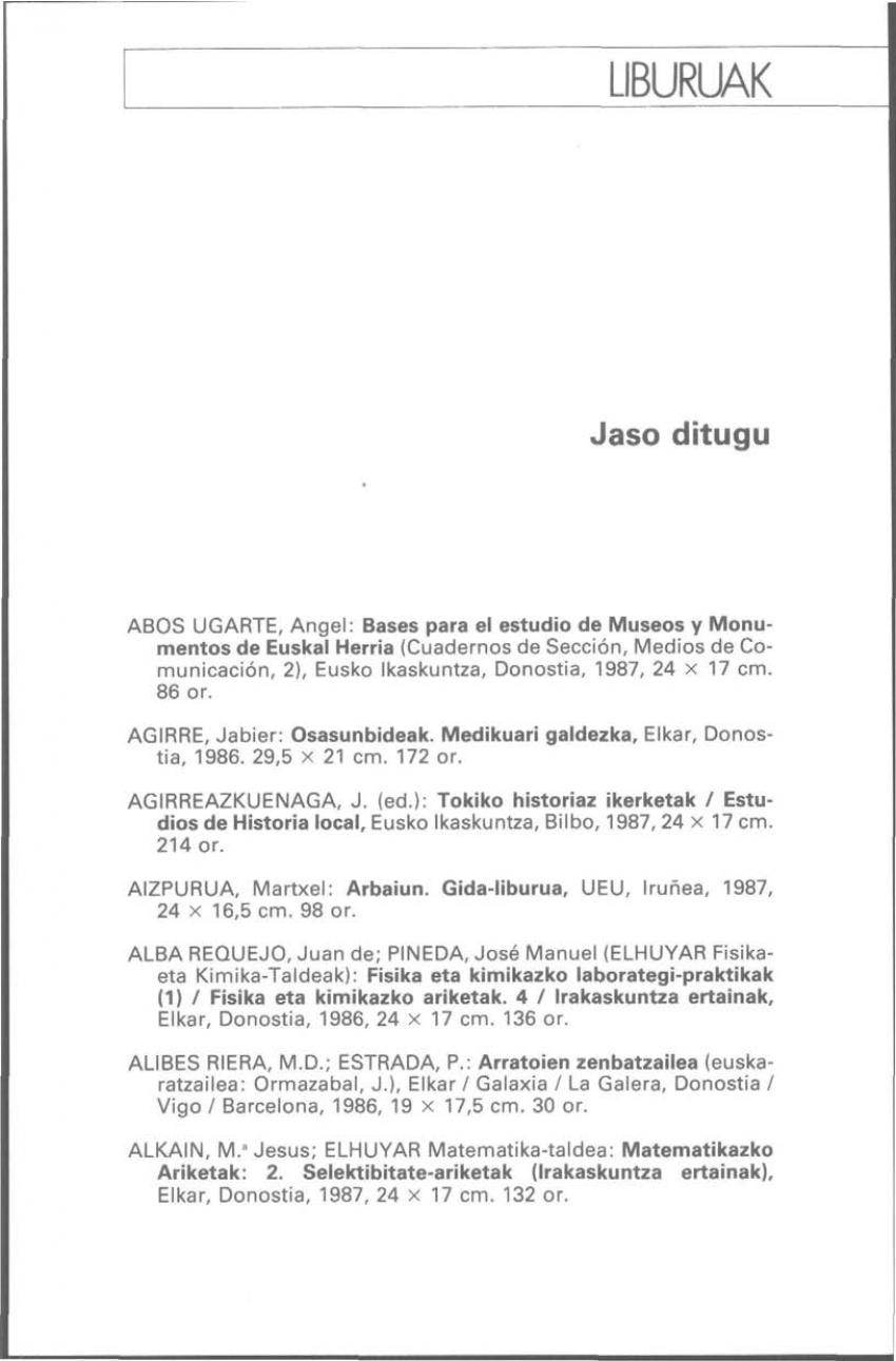 Jaso ditugu