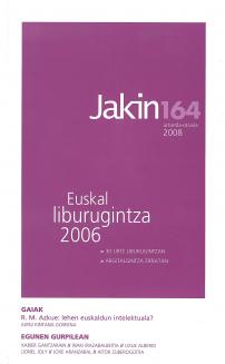 Jakin 164.  2008