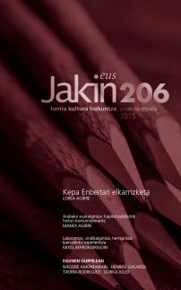 Jakin 206.  2015