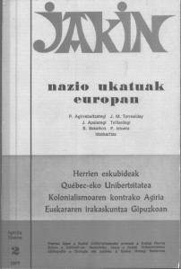 Jakin 2.  1977