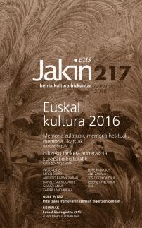 Jakin 217.  2017