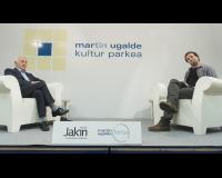 Joxe Azurmendi eta Andoni Olariaga, bi pentsalari Euskal Herria hausnartzen